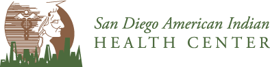 San Diego American Indian Health Center Logo